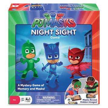 Night Sight Game