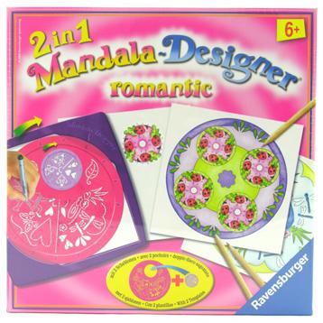 Romantic Style Mandala Designer