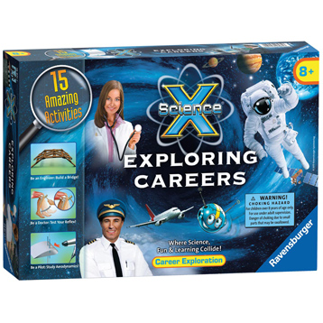 Science X Exploring Careers