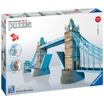 Tower Bridge of London 3D Puzzle