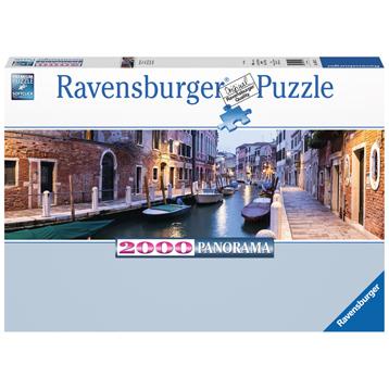 Venice Panoramic 2000 Piece Jigsaw Puzzle