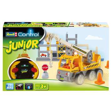 RC-Junior Crane Truck