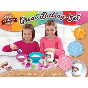 Real Baking Great Baking Set