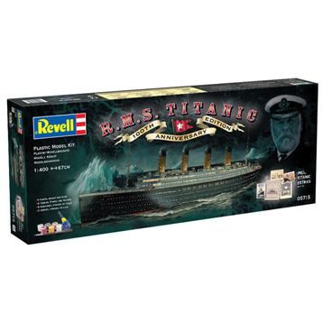 Titanic 100th Anniversary Gift Set