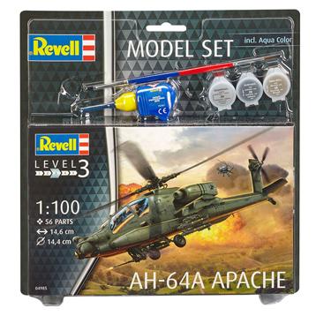 AH-64A Apache Model Set
