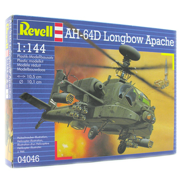 AH-64D Longbow Apache Helicopter