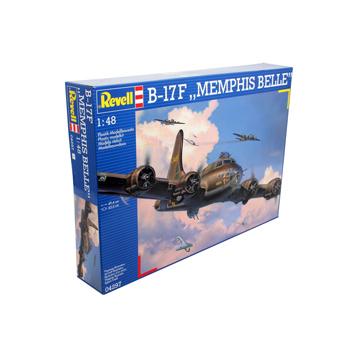 B-17F 'Memphis Belle'