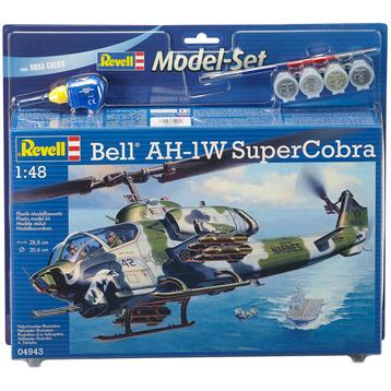 Bell AH-1W SuperCobra (Scale 1:48)