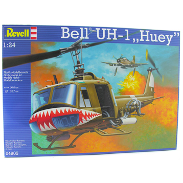 Bell UH-1 Huey (1:24 Scale)
