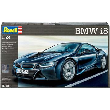 BMW i8 (Scale 1:24)