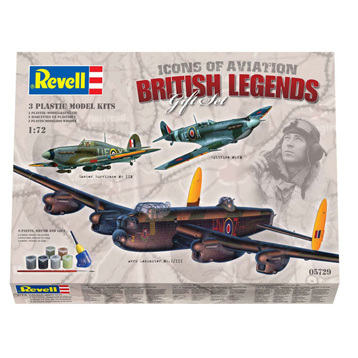 British Legends Gift Set