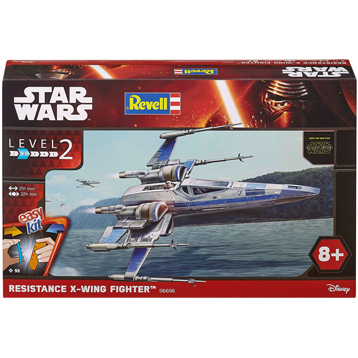 Revell Build & Play Resistance X-Wing Fighter (Scale 1:50) (Level 2)