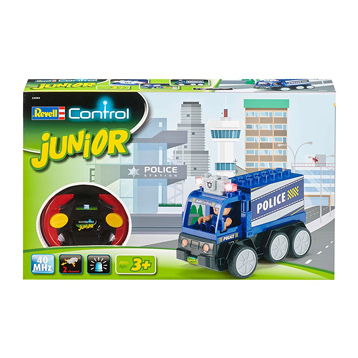 Junior Police Car