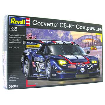 """Corvette C5-R """"Compuware"""""""