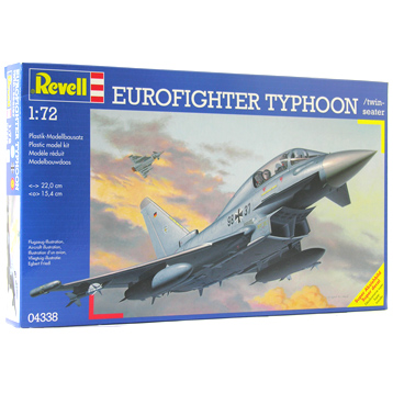 Eurofighter Typhoon Twin-Seater