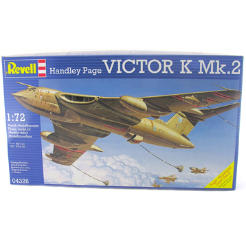 Handley Page Victor Mk.2 (Scale 1:72)