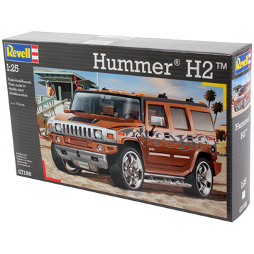 Hummer H2 (Scale 1:25)
