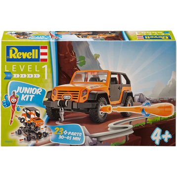 Junior Kit Off-Road Vehicle (Level 1) (Scale 1:20)