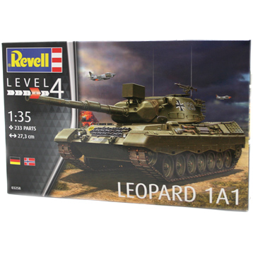 Leopard 1A1 (Level 4) (Scale 1:35)