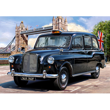 London Taxi Model