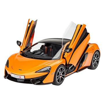 McLaren 570s Model Set