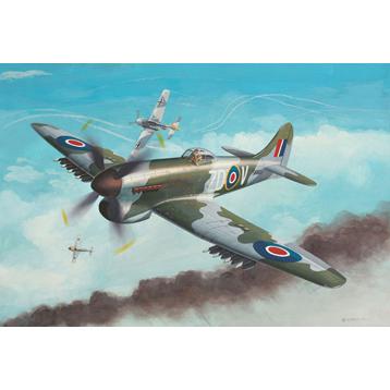 Micro Wings Hawker Tempest MkV
