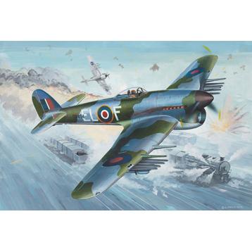 Micro Wings Hawker Typhoon Mk1B