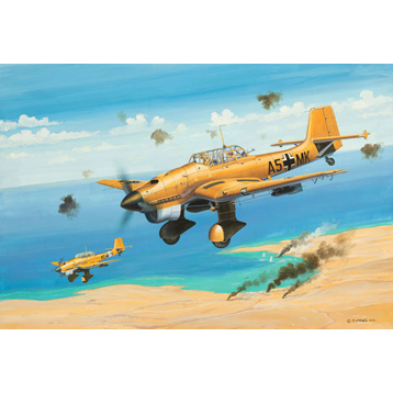 Micro Wings Junkers Ju87B Stuka