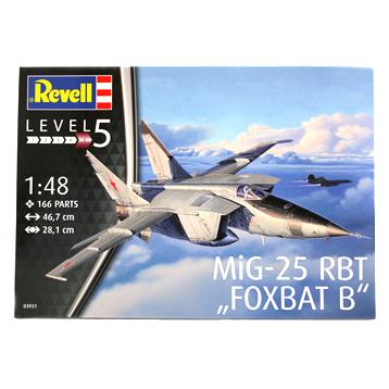 "MiG-25 RBT ""Foxbat B"""