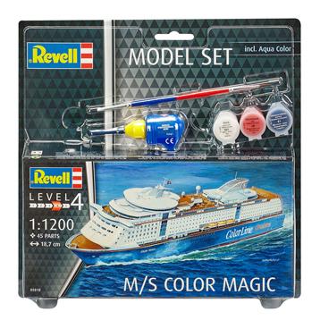 M/S Color Magic Model Set