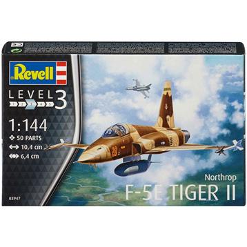 Northrop F-5E Tiger II (Level 3) (Scale 1:144)