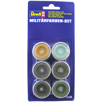 Military Paint Set 1