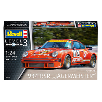"Porsche 934 RSR ""Jagermeister"""