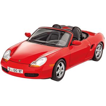 Porsche Boxster (Level 3) (Scale 1:24)