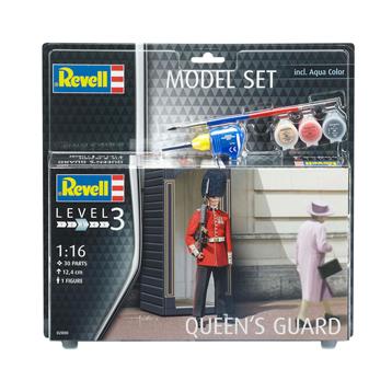 Queens Guard Model Set
