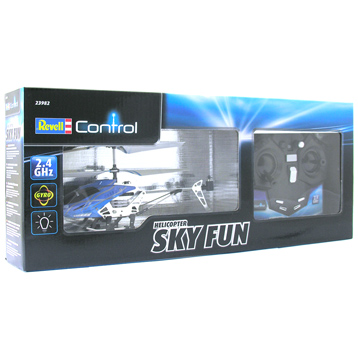 RC Helicopter Sky Fun