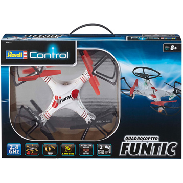 "Quadrocopter ""Funtic"""