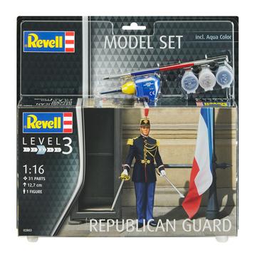Republican Guard Model Set