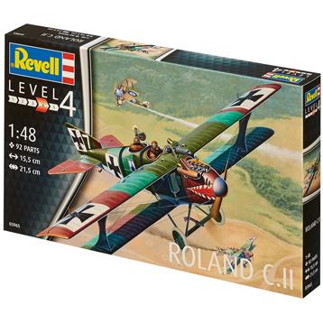Roland C.II (Level 4) (Scale 1:48)
