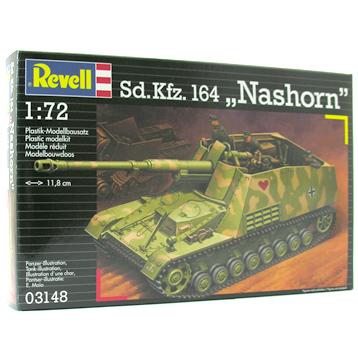 Sd.Kfz.164 Nashorn (Scale 1:72)