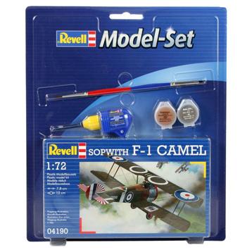 Sopwith F-1 Camel Model Set