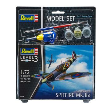 Spitfire Mk.iia Model Set