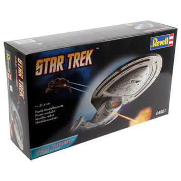 Star Trek U.S.S Voyager Model
