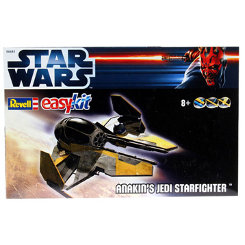 Star Wars Anakins Jedi Starfighter