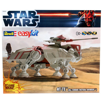 Star Wars Clone Wars AT-TE