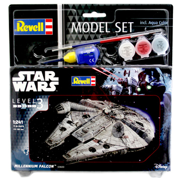 Millenium Falcon Model Set