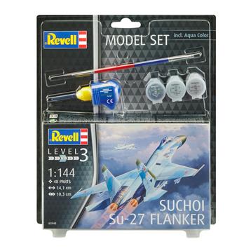 Suchoi Su-27 Flanker Model Set