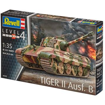 Tiger II Ausf. B (Scale 1:35)