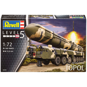 TOPOL SS-25 Sickle (Level 5) (Scale 1:72)
