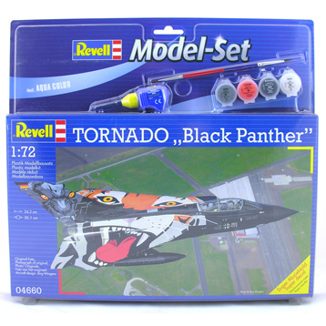 Tornado 'Black Panther' Model Set